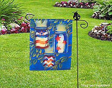 briarwood lane patriotic garden flag