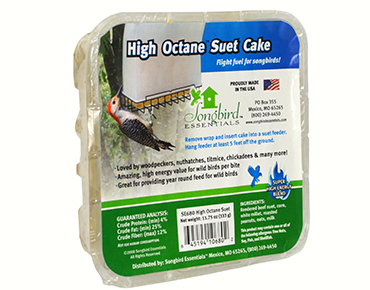 High Octane Suet Cakes