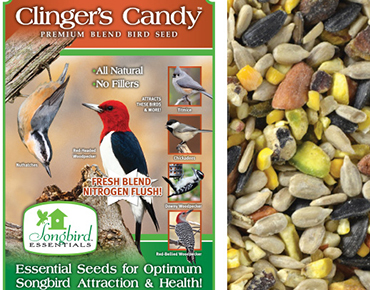 Clinger's Candy Bird Seed