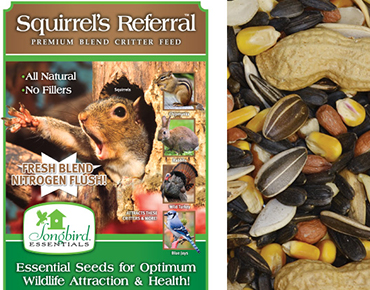 Squirrel's Referral Seeds