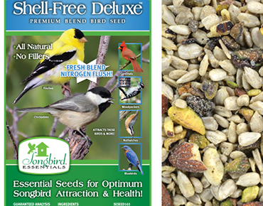 Shell Free Deluxe Seed Mix